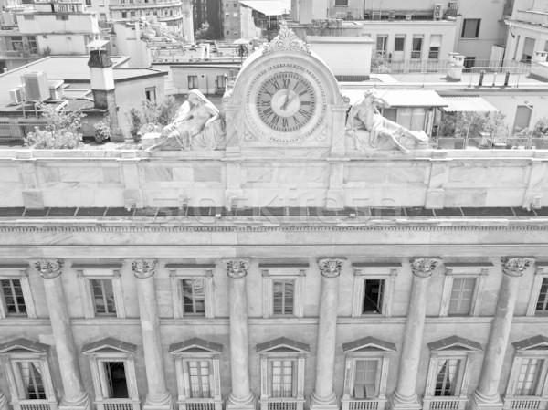 Veneranda Fabbrica del Duomo, Milan Stock photo © claudiodivizia