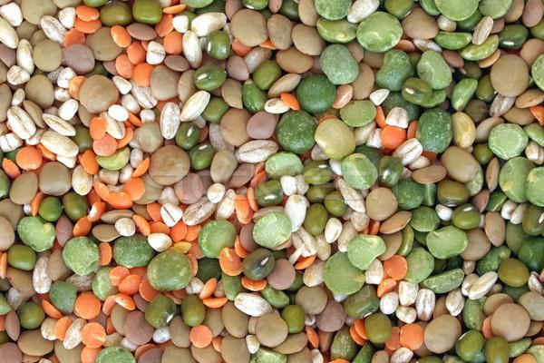 Beans salad Stock photo © claudiodivizia