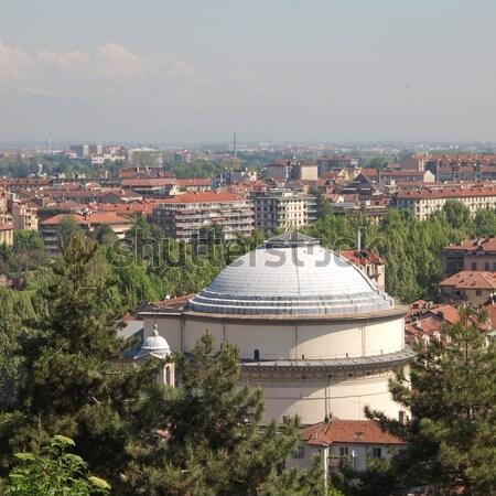 Stock photo: Gran Madre, Turin