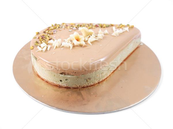 Stock photo: Pie cake