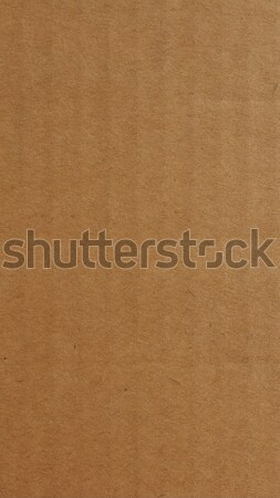 Corrugated cardboard seamless background Stock photo © claudiodivizia