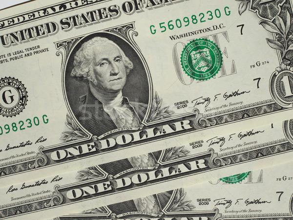 Dollar note monnaie États-Unis utile Photo stock © claudiodivizia