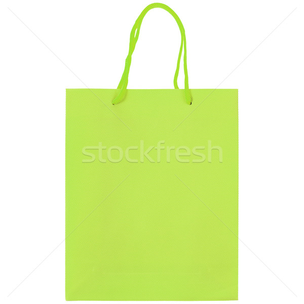 Shopping bag Stock photo © claudiodivizia