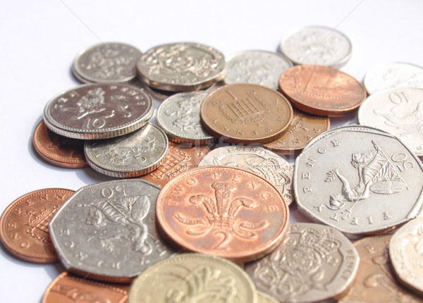 Pounds picture Stock photo © claudiodivizia