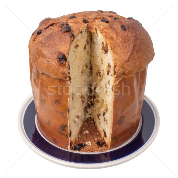 Stockfoto: Brood · christmas · zoete · brood · milaan · Italië