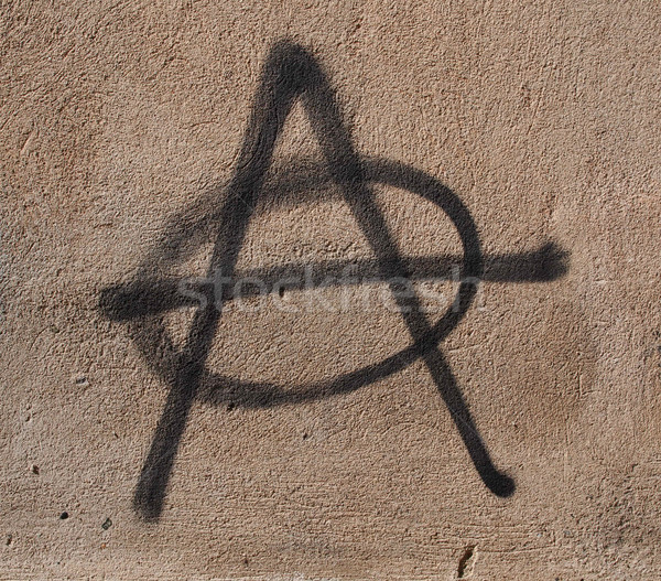 Anarchy Stock photo © claudiodivizia