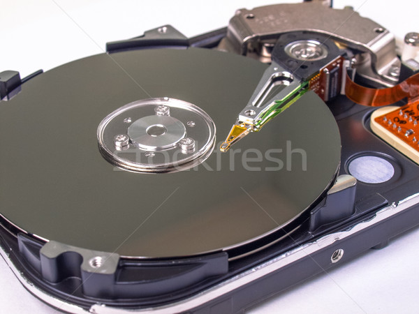 PC hard disk Stock photo © claudiodivizia