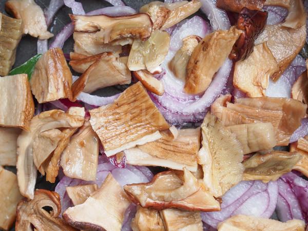 Porcini Mushroom Stock photo © claudiodivizia