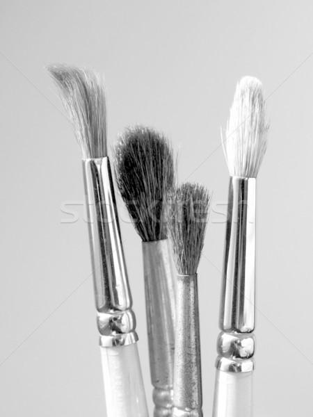 Painting tools Stock photo © claudiodivizia