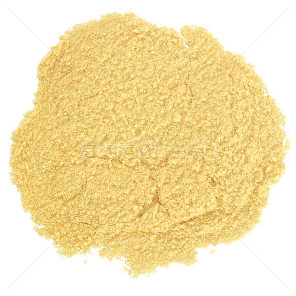 горчица фотография куча желтый Spice Сток-фото © claudiodivizia