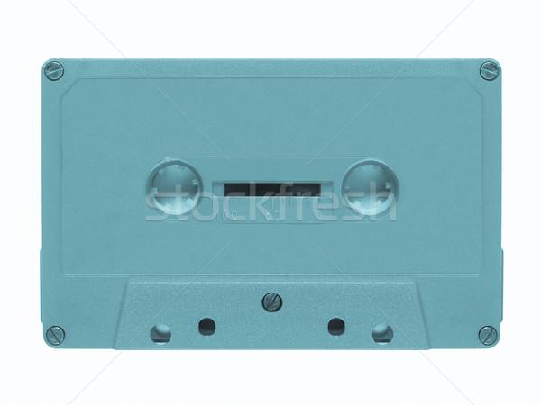 Tape cassette Stock photo © claudiodivizia