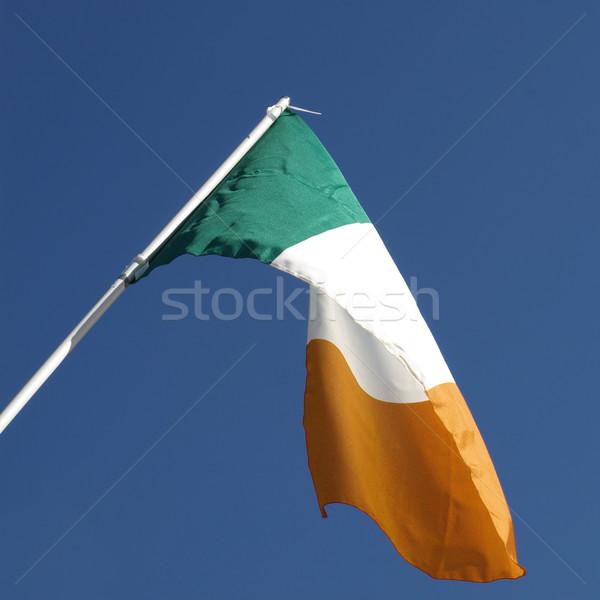 Irish flag Stock photo © claudiodivizia