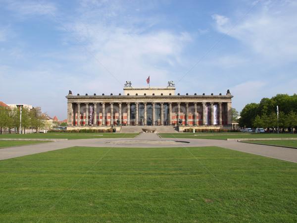 Берлин музее древности год Германия архитектура Сток-фото © claudiodivizia