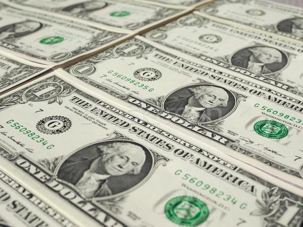 Stok fotoğraf: Dolar · notlar · para · Amerika · Birleşik · Devletleri · yararlı