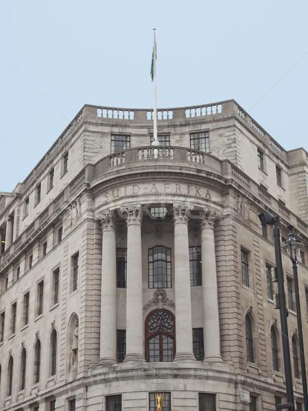 South Africa House, London Stock photo © claudiodivizia