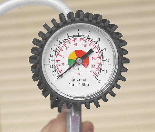 Manometer instrument Stock photo © claudiodivizia