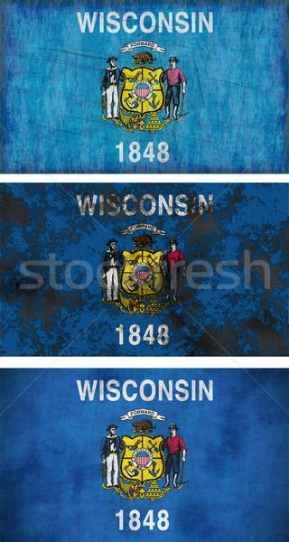 Pavillon Wisconsin magnifique image fond sale Photo stock © clearviewstock