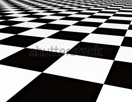 Schwarz · Weiß · Fliesen · Stock · Hintergrund · Muster