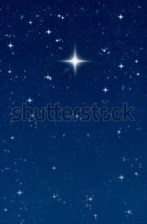 shooting star Stock photo © clearviewstock