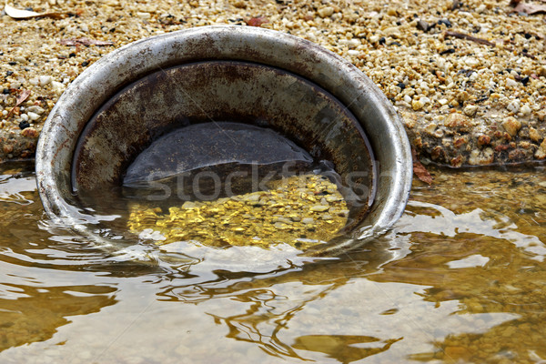 Or pan or eau succès photo Photo stock © clearviewstock