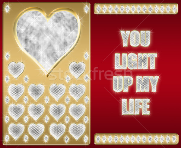 you light up my life Stock photo © clearviewstock