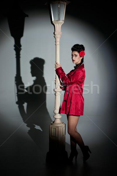 Mulher jovem belo jovem mulher sensual Foto stock © clearviewstock