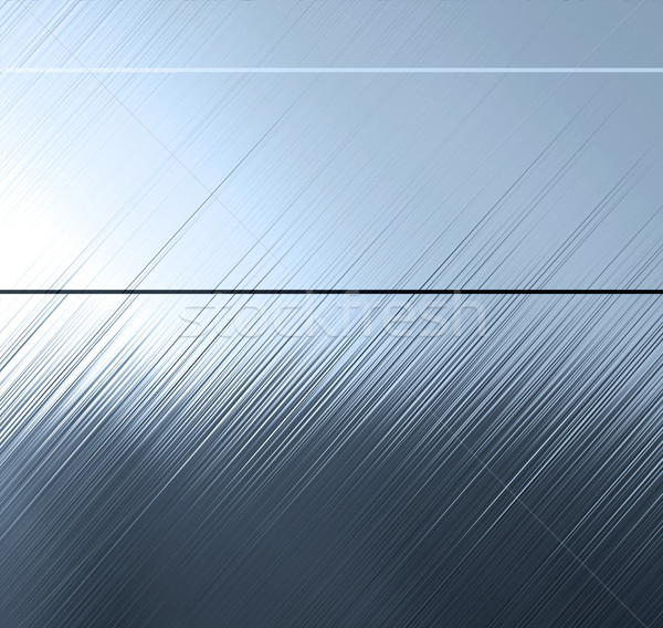 stainless steel background Stock photo © clearviewstock