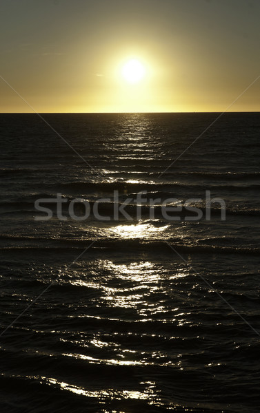 ocean sunset Stock photo © clearviewstock