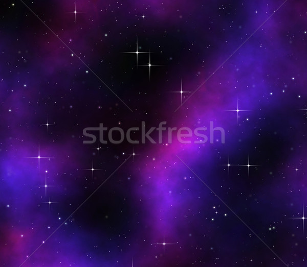 deep or outer space Stock photo © clearviewstock