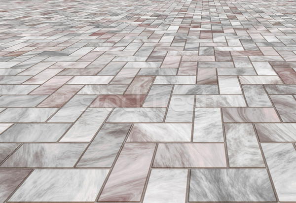 paved floor tiles Stock photo © clearviewstock