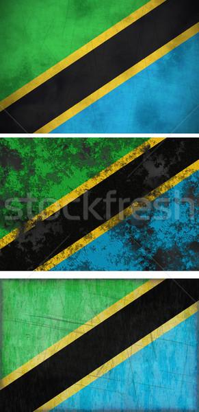 Pavillon Tanzanie magnifique image Photo stock © clearviewstock