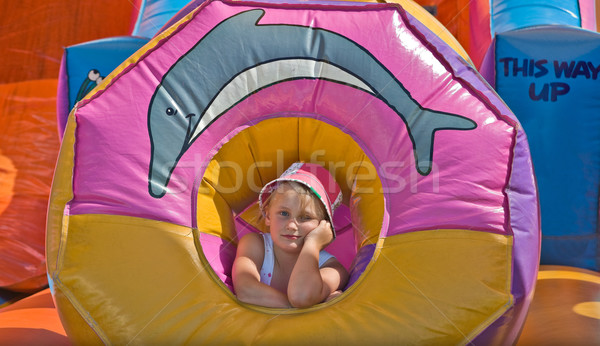 young girl Stock photo © clearviewstock