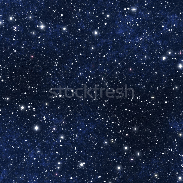 star filled night sky Stock photo © clearviewstock
