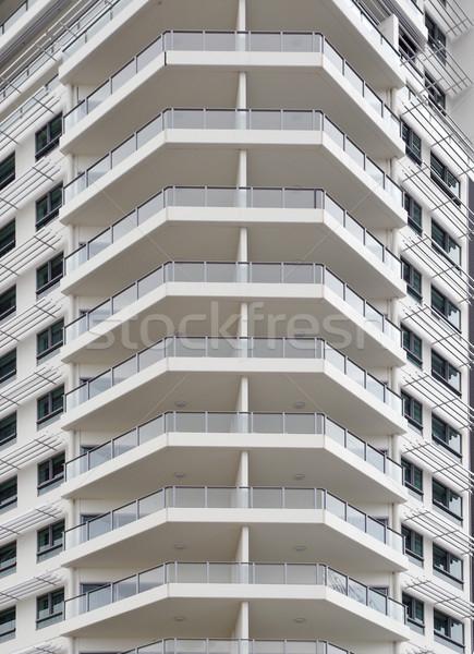 Imagem prédio comercial negócio Foto stock © clearviewstock