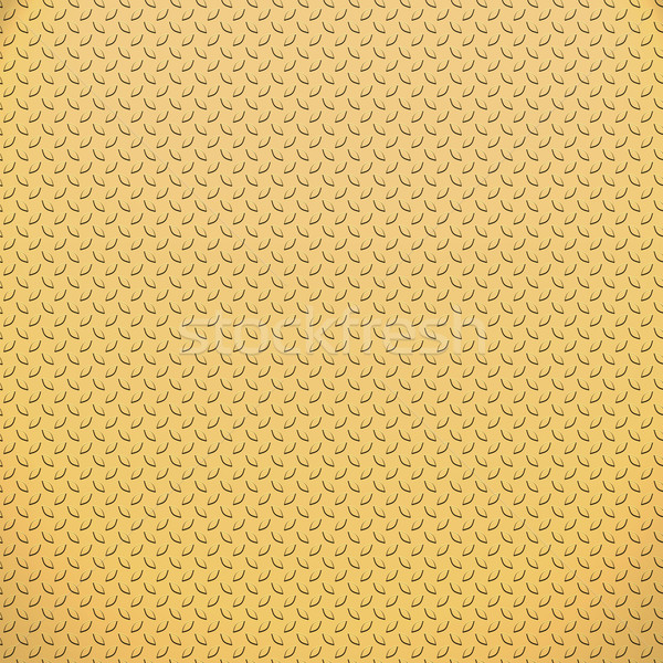 small gold plate Stock photo © clearviewstock