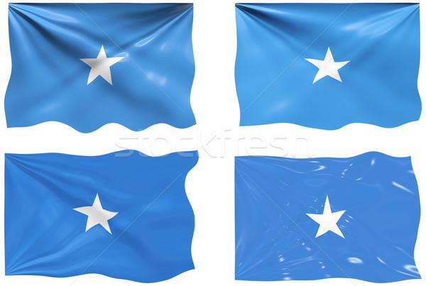флаг Сомали изображение Сток-фото © clearviewstock