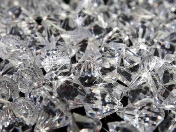 Gyémánt nagyszerű kép fényes vagyon Stock fotó © clearviewstock