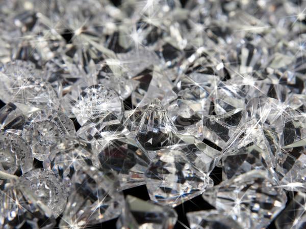 Diamantes imagen brillante Foto stock © clearviewstock