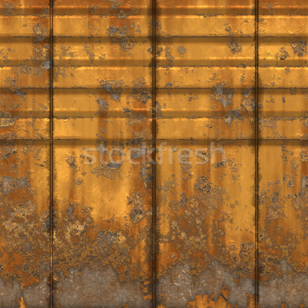 yellow wall Stock photo © clearviewstock