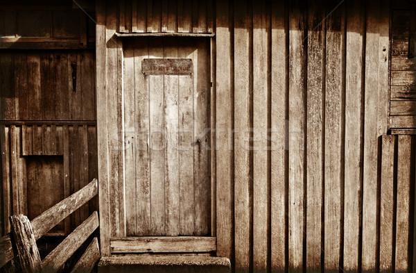 doorway Stock photo © clearviewstock