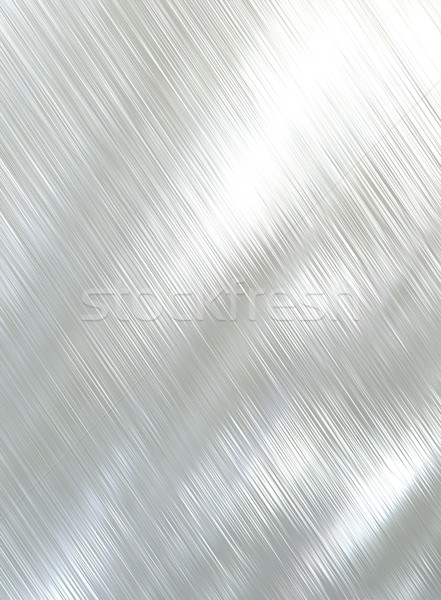 Pulido metal acero inoxidable textura Foto stock © clearviewstock