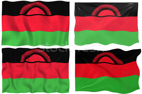 Flag of Malawi Stock photo © clearviewstock
