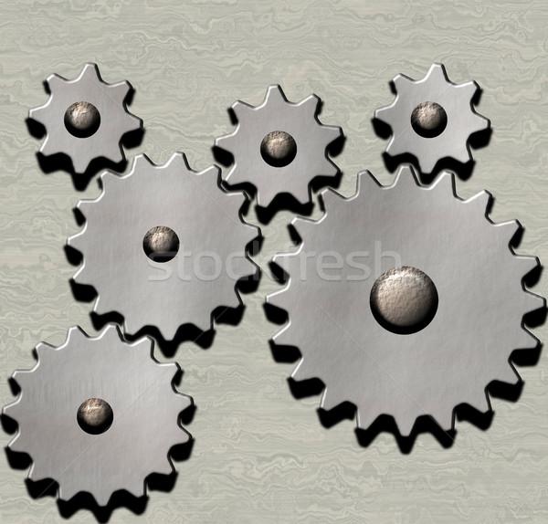 clockwork Stock photo © clearviewstock