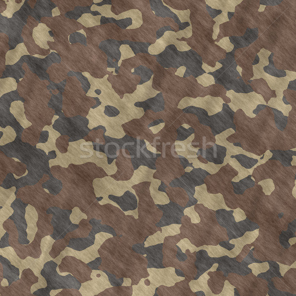 camouflage material background texture Stock photo © clearviewstock