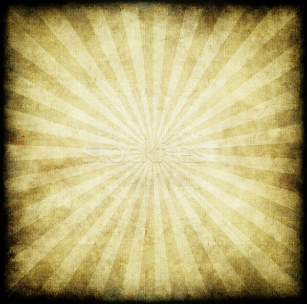grunge sun rays or beams Stock photo © clearviewstock