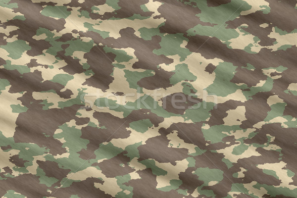 camo camouflage material Stock photo © clearviewstock