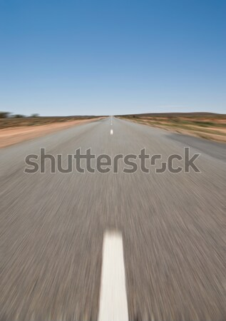 going fast Stock photo © clearviewstock