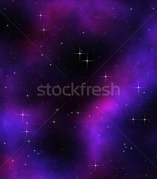Profundo espacio exterior imagen estrellas diseno Foto stock © clearviewstock