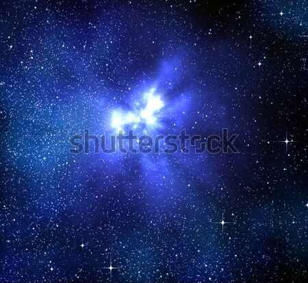 exploding nova in space Stock photo © clearviewstock