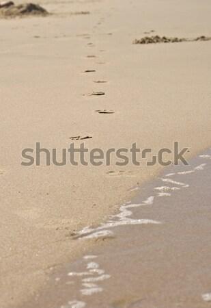 walking away Stock photo © clearviewstock